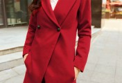 忽略时空的轮回,毛呢大衣会让你温暖一冬