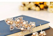 珍珠如露颜如花