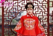 中式新娘服饰,中国传统服装魅力无限