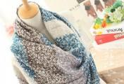 秋冬围巾怎么搭配,秋冬围巾如何搭配才保暖