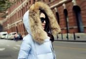 冬天搭配:千般姿态的羽绒服