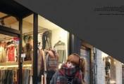 韩国流行时尚街拍