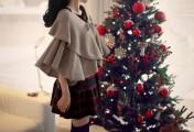 圣诞节怎么穿搭 多风格多款式美亮双眼