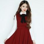 穿衣搭配技巧:怎么样挑选出合适的连衣裙