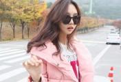 粉红色与无春年_粉红色衣服怎么搭配