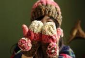 手套 纤纤素手的冬日归宿