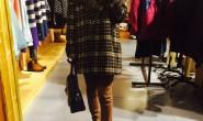 网友真人示范:矮个子女生该如何打扮?