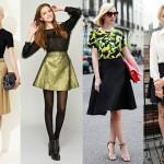 高个子女生如何服装搭配才好看:半裙