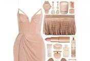 欧美风格粉色衣服搭配图片_欧美风格穿衣搭配图片