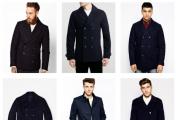 必备的男装单品有哪些?(五)海军双排扣呢子大衣 四角内裤