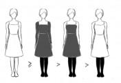 显得腿长的穿衣搭配技巧方法(一)