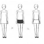 显得腿长的穿衣搭配技巧方法(二)
