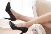 时尚与犀利有关,夏秋款尖头鞋合辑
