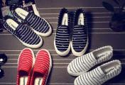 开学穿板鞋,板鞋搭配