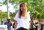 街拍:世界各地时尚潮流街拍特辑欣赏_法国名模卡洛琳·德·麦格雷Caroline de Maigret简介