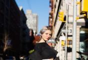 街拍:2015 米兰 纽约 街拍图片合辑