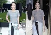 明星潮搭:章子怡产女 看她搭配过哪些价位的服饰(二)——国际时尚品牌