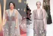 明星潮搭:章子怡产女 看她搭配过哪些价位的服饰(四)——红毯走秀