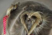 女孩扎头发教程 各种小女孩头发造型 减龄萌萌哒(上)