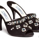 Prada新一季鞋子都是闪闪惹人爱
