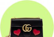 实测Gucci GG爱心手袋 娜扎杨幂心甘情愿为它花2万3