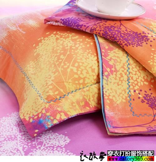 2014年的秋天,你的被子和床单要换了!
