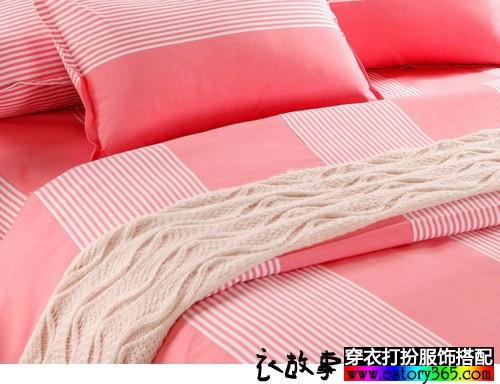 老粗布纯棉床上用品四件套