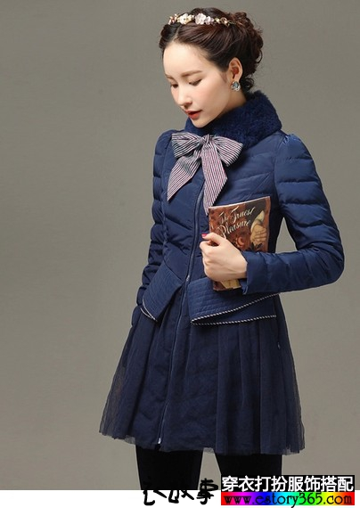 羽绒服和皮草外套新款 这个冬天温暖又美丽