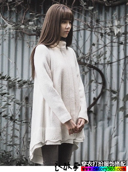 韩版羊毛呢大衣