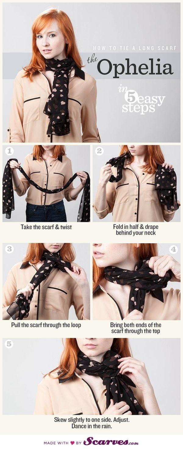 请点这里:围巾围法大全图解