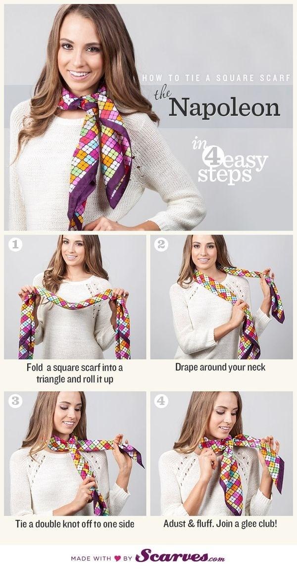 欧美围巾系法
