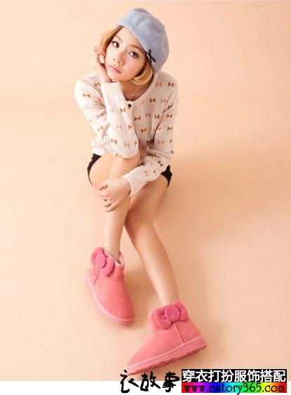 粉红色如同初恋 甜蜜透心