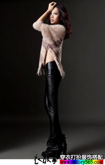 加绒保暖的各种裤装推荐