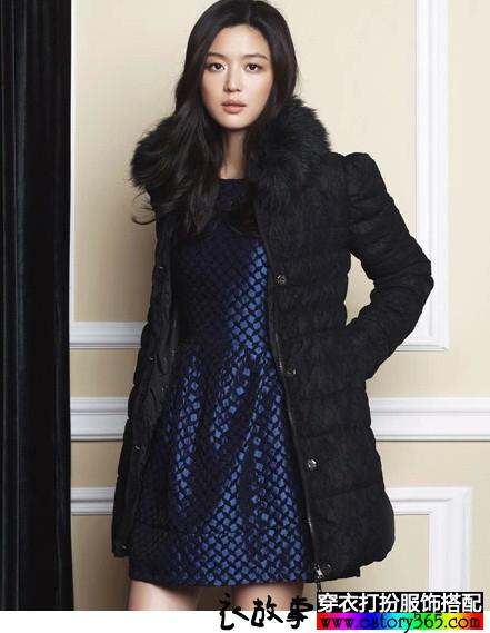 冬天,外套让你七分暖