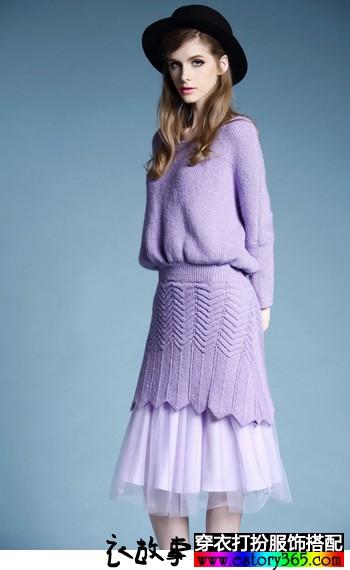 与裙装约定一冬
