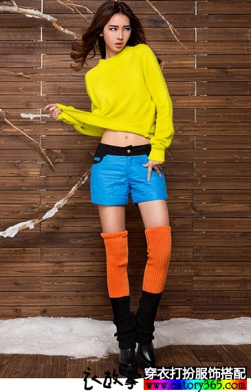 冬款靴裤推荐