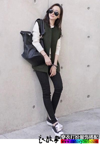 Normcore style的牛仔裤,你会爱上