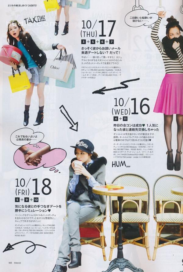 高个子女生冬季穿衣搭配-实例4-6