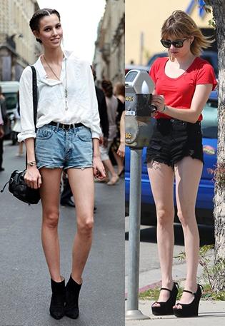高个子女生除了穿裙装显身材好看之外