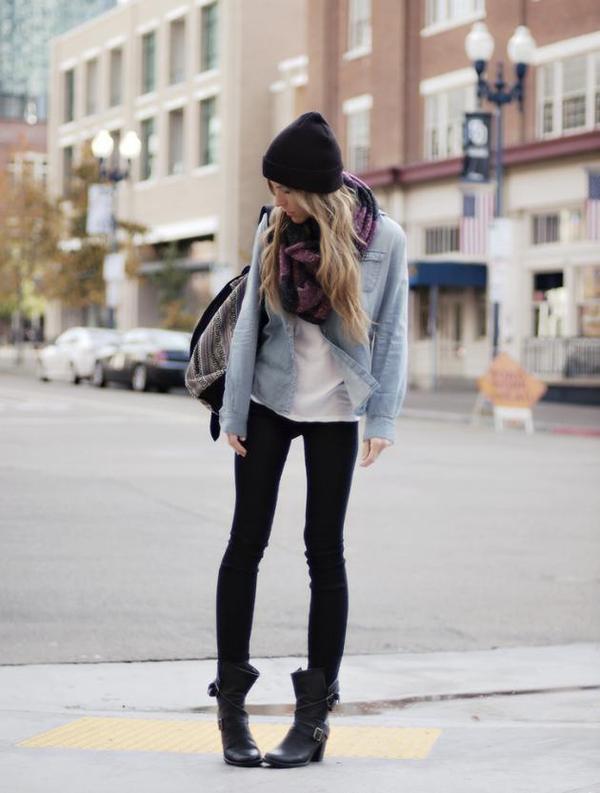 女生穿衣搭配的禁忌