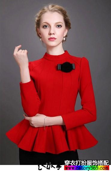 韩国修身显瘦套装
