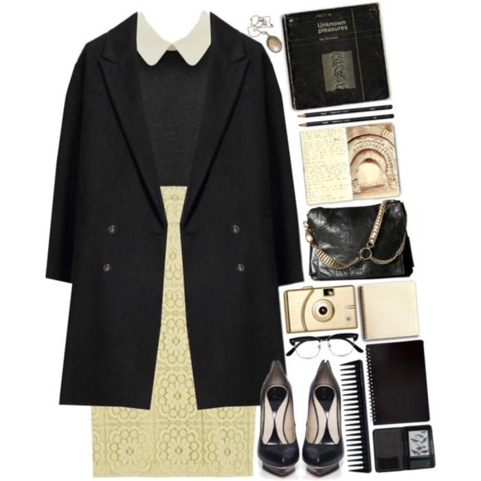 整套服饰搭配图片示例_春款服饰怎么搭配