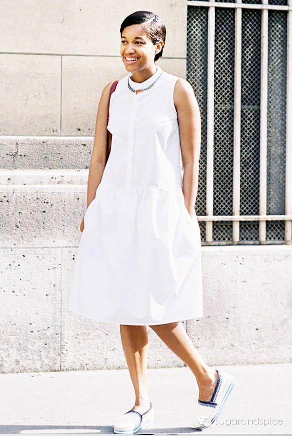 女生低调优雅的穿衣搭配实战_下装单品裙装篇