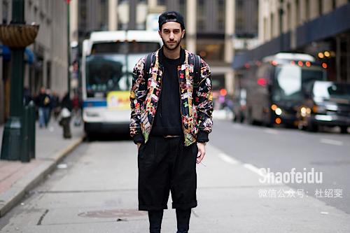 男生需要哪些基本款的外套?(四)