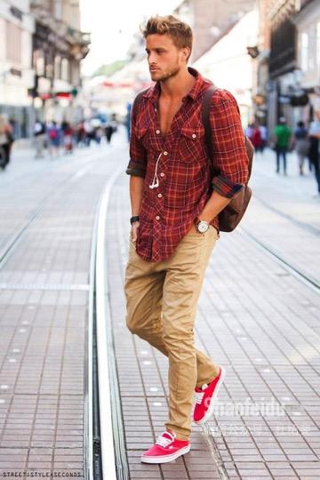 男生需要哪些基本款的裤子?(二)——我是雅痞士