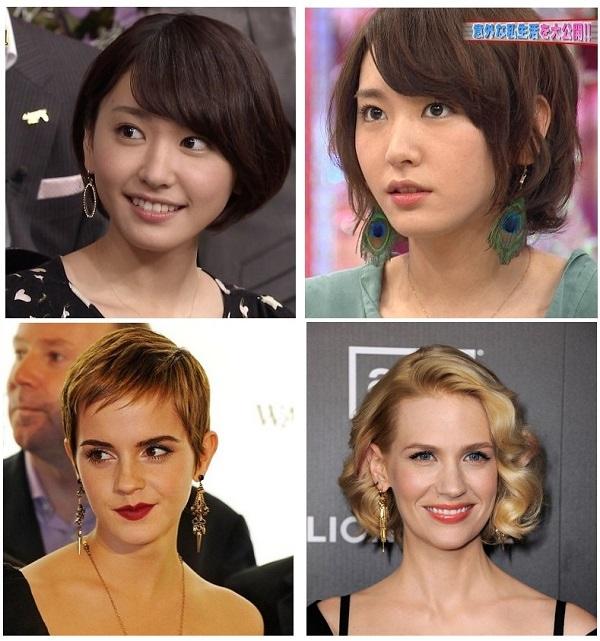短发女性比较有女人味的穿衣搭配方法