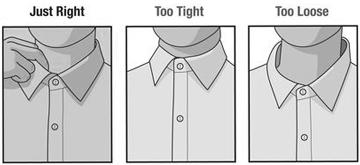 男生需要哪些基本款的衬衣?(一)——正装衬衫