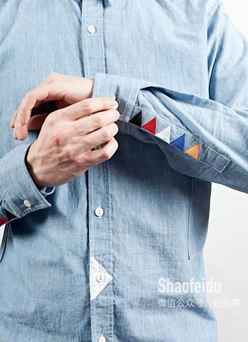 男生需要哪些基本款的衬衣?(二)——牛津衬衫