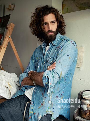 男生需要哪些基本款的衬衣?(三)——牛仔衬衫