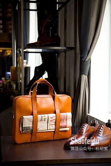 男生需要哪些基本款的包袋?(一)——公文包